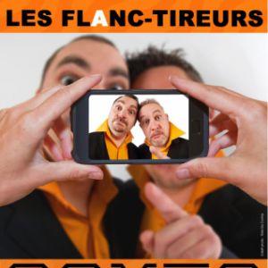"""Ils Scènent Présente Les Flanc-Tireurs Dans """"Comic Back"""""""