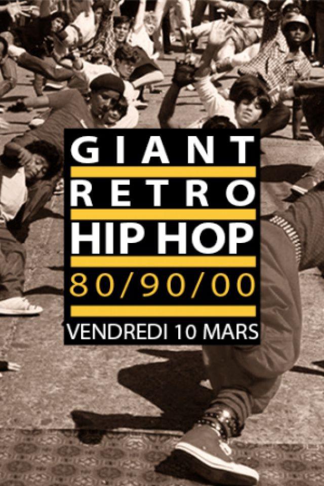 Soirée Retro Hip Hop Géante: Spéciale 80s, 90s, 00s + Rap Français à PARIS 15 @ Red Light  - Billets & Places