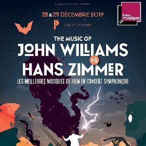 The Music Of John Williams Vs Hans Zimmer