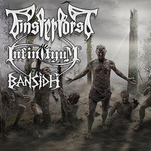 Finsterforst + Infinityum + Bansidh