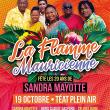 Spectacle LA FLAMME MAURICIENNE à Saint-Gilles les Bains @ TEAT PLEIN AIR - Billets & Places