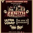 Concert RAGE TOUR FAIT SON ZENITH à Paris @ Zénith Paris La Villette - Billets & Places