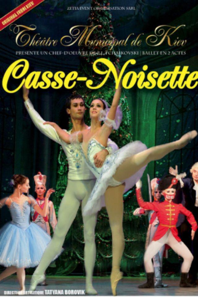 CASSE-NOISETTE @ Théâtre Sébastopol - LILLE