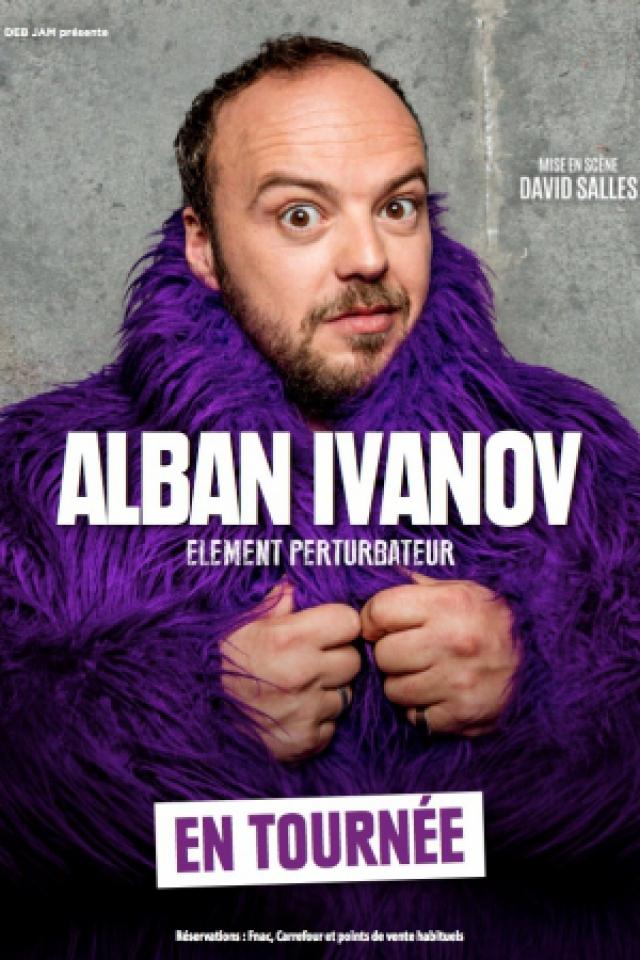 ALBAN IVANOV - ELEMENT PERTURBATEUR @ Espace Dollfus & Noack - SAUSHEIM