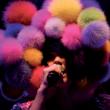 Projection Björk: Biophilia Live