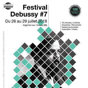 DEBUSSY SYMPHONIQUE : l'Orchestre d'Avignon-Provence - Direction  @ Grande Halle - ARGENTON SUR CREUSE
