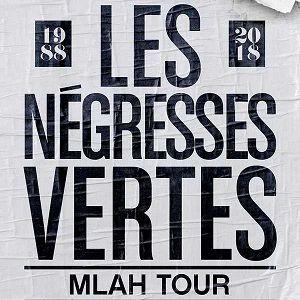 LES NEGRESSES VERTES @ Gare du Midi - Biarritz