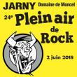 Festival PLEIN AIR DE ROCK JARNY # 24 @ Château de Moncel - Billets & Places