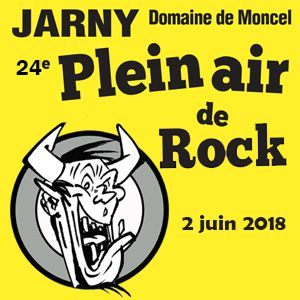 PLEIN AIR DE ROCK JARNY # 24 @ Château de Moncel - JARNY