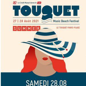 Touquet Music Beach Festival 2021 - Samedi