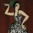 """Expo """"El Dorado"""" de Marcel L'Herbier, 1921 (1h40)"""