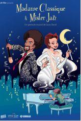 Billets Madame Classique & Mister jazz - Studio de l'Ermitage