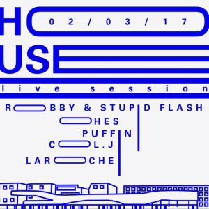 Vryche House : Ohes live, R&SF live, Puffin live, Col J live @ Wanderlust - PARIS