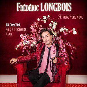 FREDERIC LONGBOIS @ La Nouvelle Eve - Paris