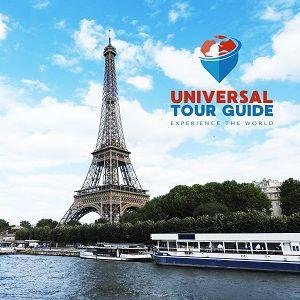 Croisière sur la Seine Bateaux Parisiens @ Universal Tour Guide Croisière Paris - PARIS