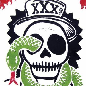 Halloween Voodoo Party ? The Jackets + Papa Tequila + Dead Elvis