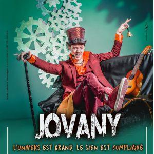 JOVANY @ Théâtre le Colbert  - TOULON
