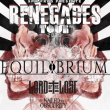 Concert Equilibrium + Lord of the Lost + Nailed To Obscurity