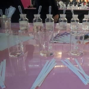 Stage de science : Créateur de parfum  @ Cité des sciences et de l'industrie - PARIS