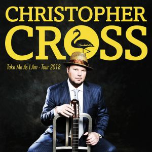 CHRISTOPHER CROSS @ La Cigale - Paris