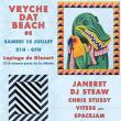 Soirée Vryche Dat Beach à PARIS 19 @ Glazart - Billets & Places