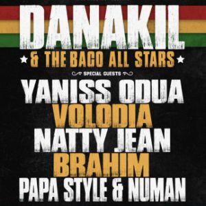 DANAKIL & THE BACO ALL STARS @ LE BIKINI - RAMONVILLE