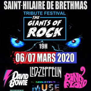 Festival The Giants Of Rock Saint Hilaire De Brethmas -Edition 3