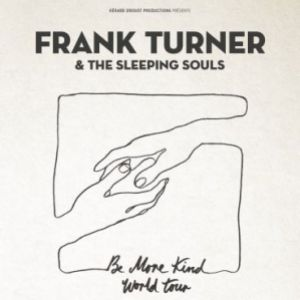 FRANK TURNER & THE SLEEPING SOULS @ Le Trabendo - Paris