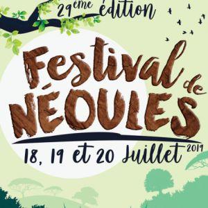 Festival De Neoules 2019 : Deluxe & Slamboree