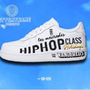 Hip-Hop Class Holidays #3 @ Wanderlust - PARIS