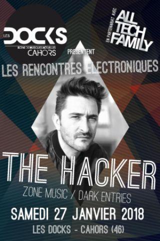Concert LES RENCONTRES ELECTRONIQUES #2 à Cahors @ Les Docks - Scène de Musiques Actuelles - Billets & Places