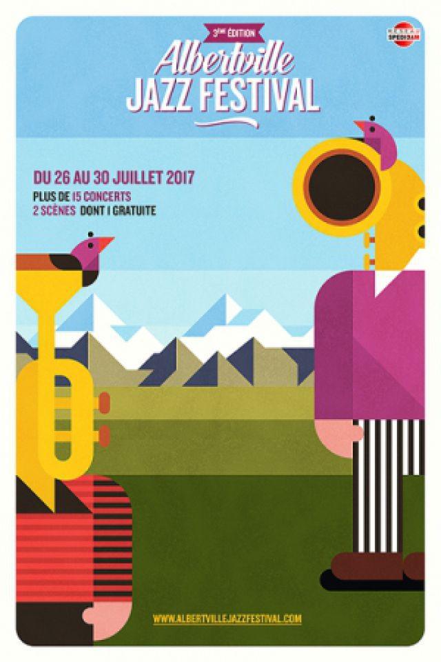 Albertville Jazz Festival - MACEO PARKER + NICOLAS FOLMER @ Esplanade de l'Hôtel de Ville - ALBERTVILLE