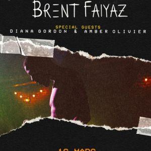 BRENT FAIYAZ @ Badaboum - PARIS