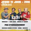 Concert MOUSSU T, GARI GREU, MOUSS et HAKIM présentent PAS D'ARRANGEMENT