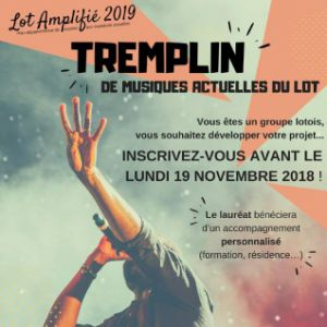 Finale Tremplin Lot'amplifie 2019