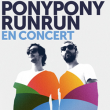 Concert PONY PONY RUN RUN à Arles @ Cargo de nuit - Billets & Places