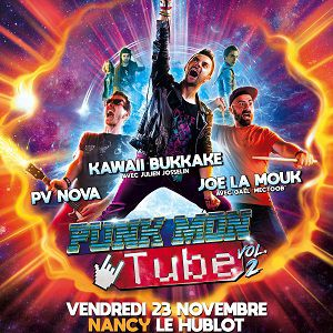PUNK MON TUBE - Vol. 2 @ Le Hublot - Nancy