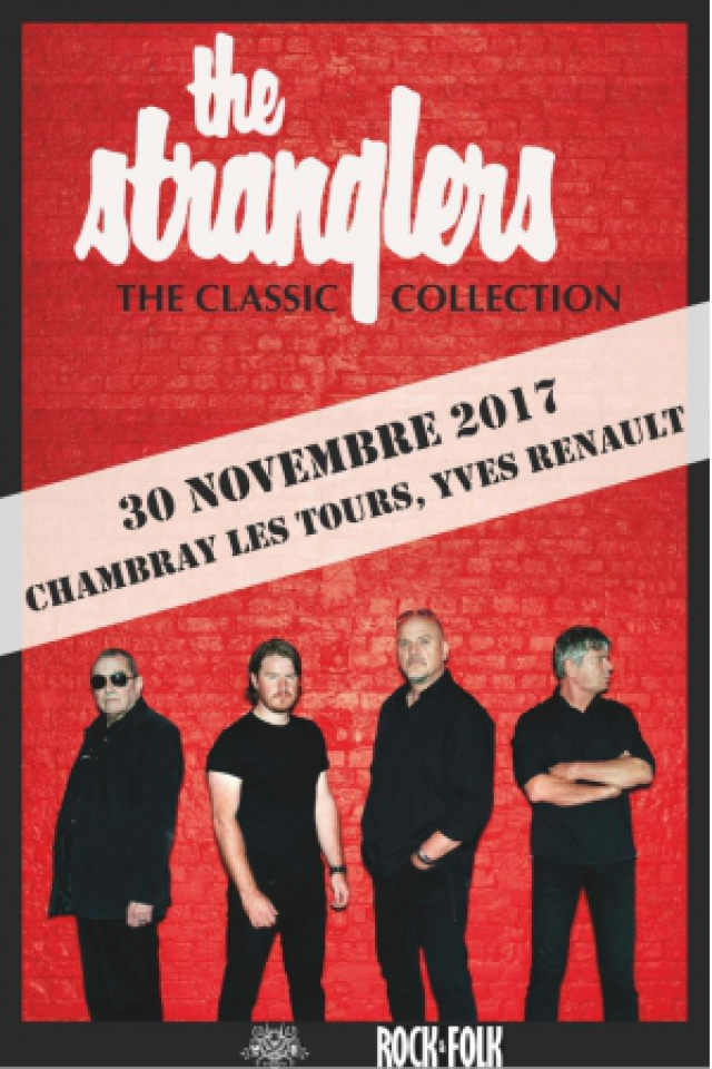 concert the stranglers chambray les tours salle yves renault billets places. Black Bedroom Furniture Sets. Home Design Ideas