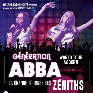Abborn Generation Abba - Abborn World Tour