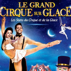 Le Cirque Sur Glace À Pau