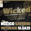 Concert Wicked #15 : Noxico + Saverio + Votekick + Sl3aze à BELFORT @ LA POUDRIERE - Billets & Places