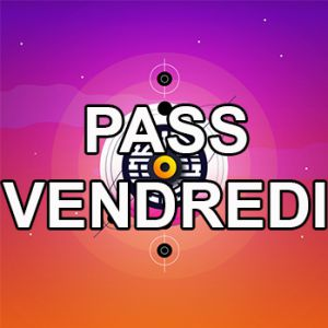 Noosphère Festival - Pass Vendredi