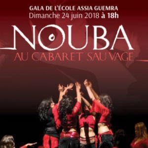 NOUBA @ Cabaret Sauvage - Paris