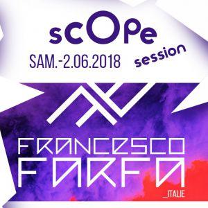 SCOPE SESSION @ Le Nouveau Casino - Paris