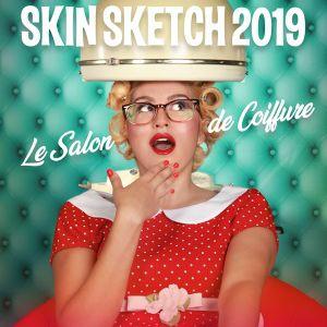 Skin Sketch 2019 : Le Salon De Coiffure