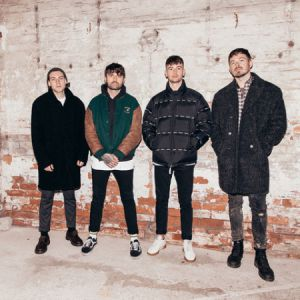 Lower Than Atlantis + Guest @ Olympic Café - PARIS