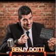 Affiche Benjy dotti - the comic late show