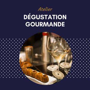 DÉGUSTATION GOURMANDE (INITIATION) @ CITE DU CHAMPAGNE - AY