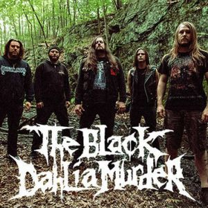 The Black Dahlia Murder + Virvum