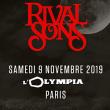 Concert RIVAL SONS à Paris @ L'Olympia - Billets & Places